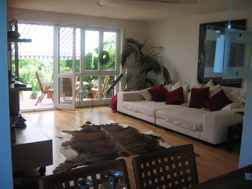 Kuhfell Teppich Wohnzimmer  Wohnzimmer Ideen