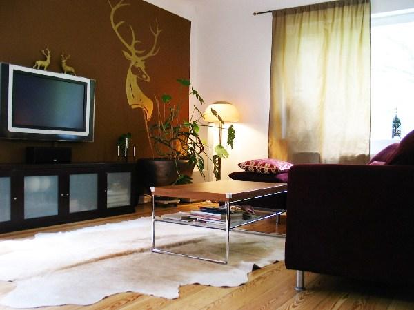 Wohnideen Farbe Wohnzimmer : Pin Wohnideen Fürs Wohnzimmer on ...