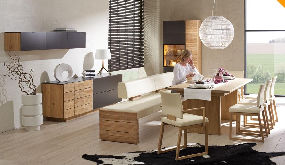 Esszimmer Einrichten: Wohnideen Neuburg Küchenstudio Schlafzimmer ... Esszimmer Eckbank Voglauer
