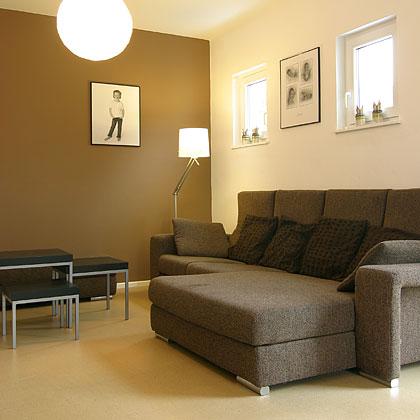 farbgestaltung wohnzimmer beispiele ihr traumhaus ideen. Black Bedroom Furniture Sets. Home Design Ideas