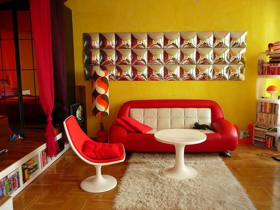retro wohnzimmer. affordable wohnzimmer retro look brimobcom for, Wohnzimmer dekoo