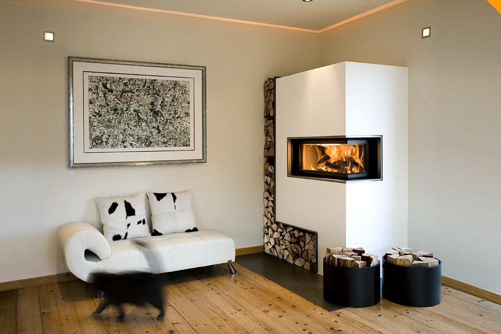 Wohnideen Wohnzimmer Farbe: Examples Of Usage Artikel Im Alpina ... Wohnzimmer Modern Mit Ofen